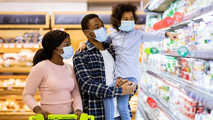como sua família pode reduzir custos nas compras no supermercado