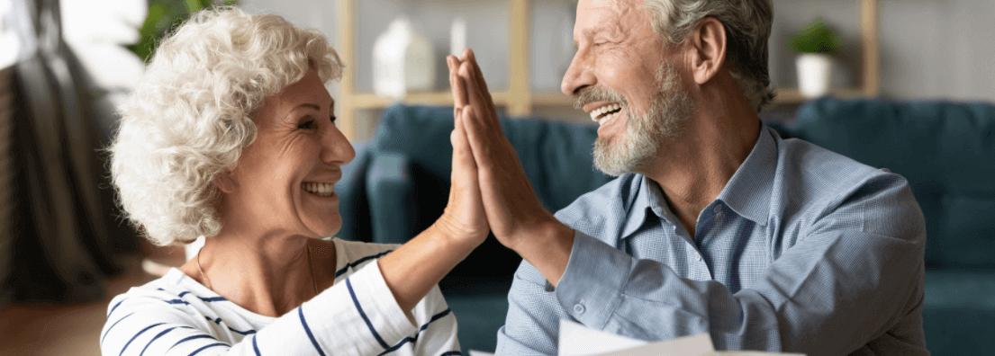 como planejar sua aposentadoria - idosos aposentados