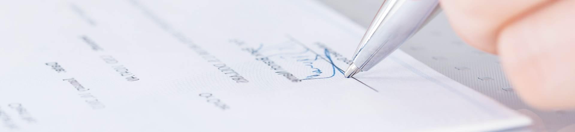 passo a passo como preencher cheques diversos bancos