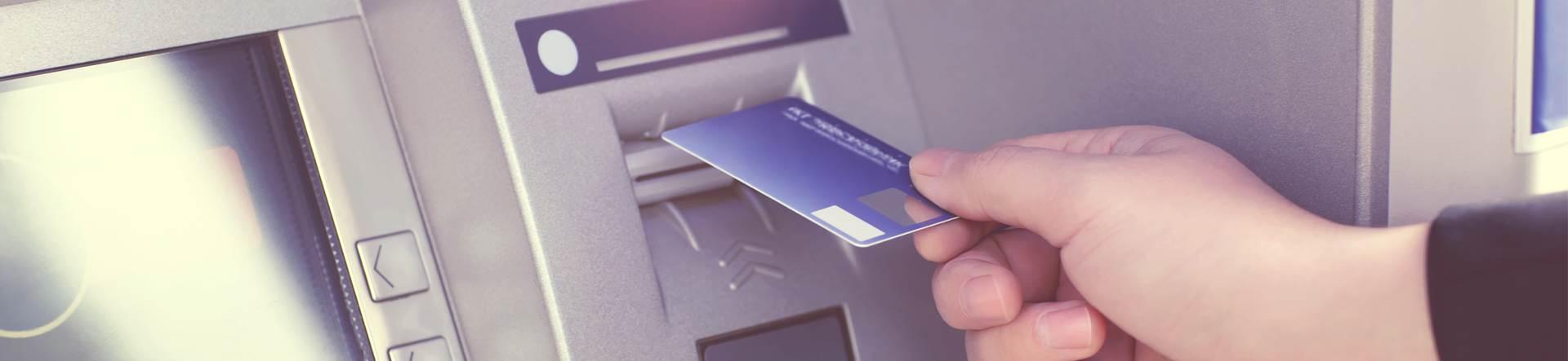 como fazer saques e depósitos, dos principais serviços bancários